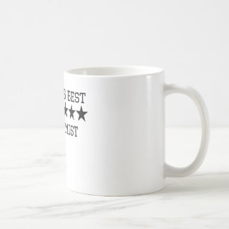 Caneca De Café O melhor economista do mundo
