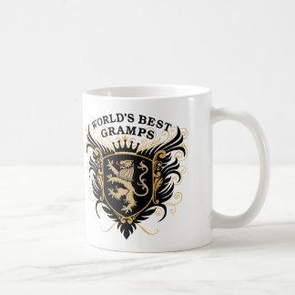 Caneca De Café O melhor Gramps do mundo
