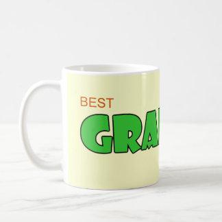 Caneca De Café O melhor Grandad nunca