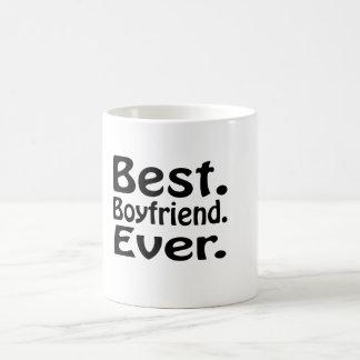 Caneca De Café O melhor namorado nunca