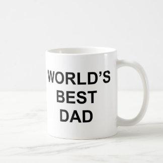 Caneca De Café O melhor pai do mundo