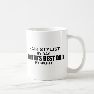 Caneca De Café O melhor pai do mundo - cabeleireiro