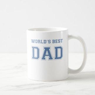 Caneca De Café O melhor pai dos mundos