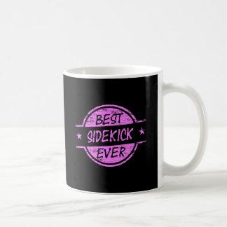 Caneca De Café O melhor rosa do ajudante nunca
