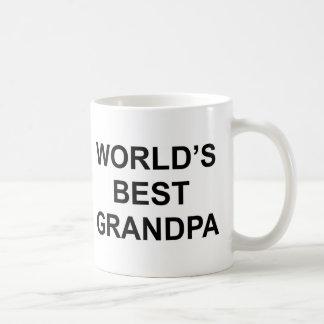 Caneca De Café O melhor vovô do mundo