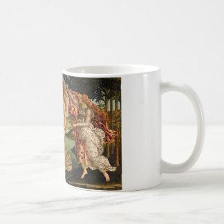 Caneca De Café O nascimento de Botticelli de Venus