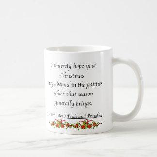 Caneca De Café O Natal pode abundar