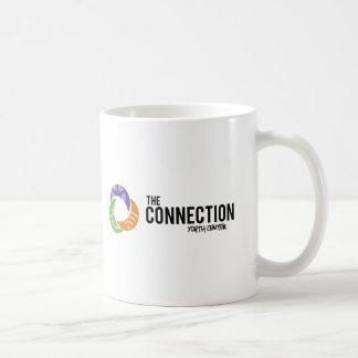 Caneca De Café O padrão da conexão