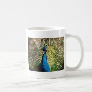 Caneca De Café O pavão bonito