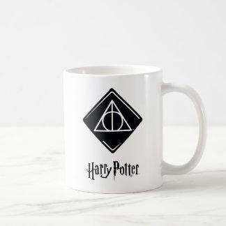 Caneca De Café O período | de Harry Potter Deathly Hallows o