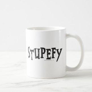 Caneca De Café O período | de Harry Potter Stupefy o período