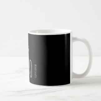 Caneca De Café O presente do Mindfulness DEIXOU-O IR