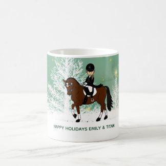 Caneca De Café O presente feito sob encomenda do cavaleiro do