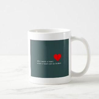 Caneca De Café O que é o amor conseguiu fazer com ele