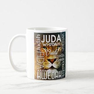 Caneca De Café O reino de Judah