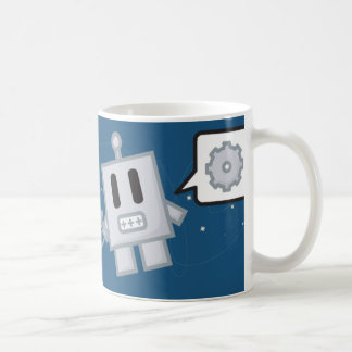 Caneca De Café O Sr. Roboto é perdido no espaço