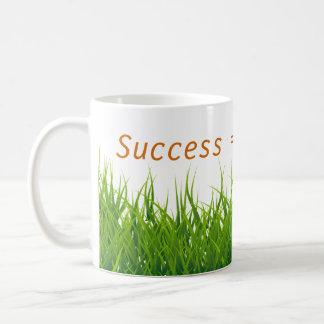 Caneca De Café O sucesso é felicidade