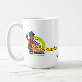 Caneca De Café O tio Devin Mostrar, LLC