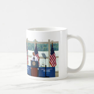 Caneca De Café Obama no lago Harriet