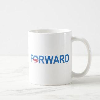 Caneca De Café Obama para a frente