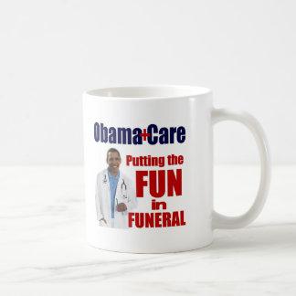 Caneca De Café ObamaCare