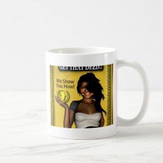 CANECA DE CAFÉ OBTENHA ESSA AÇÃO!!!