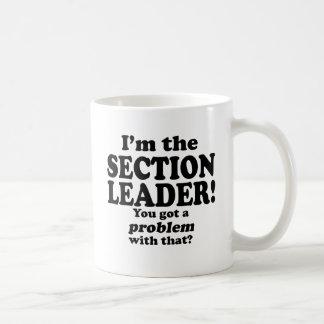 Caneca De Café Obteve um problema com esse, líder de seção