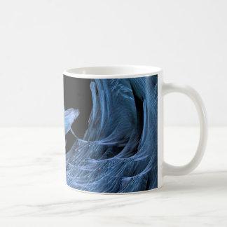 Caneca De Café Oceano grande da onda