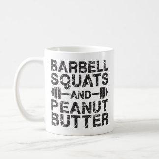 Caneca De Café Ocupas e manteiga de amendoim - motivação de