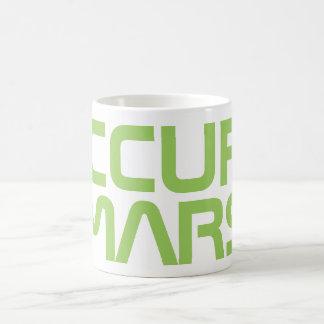 """CANECA DE CAFÉ """"OCUPE MARTE """""""