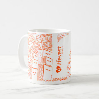 Caneca de café oficial da bondade