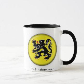 Caneca de café oficial de OtS-kolotc.com!!!