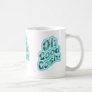 Caneca De Café Oh bom Gosh Muf
