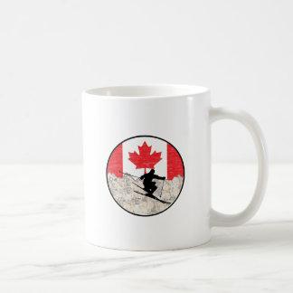 Caneca De Café Oh Canadá