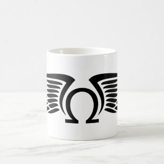 Caneca De Café Ohm on Wings taça, Mug/