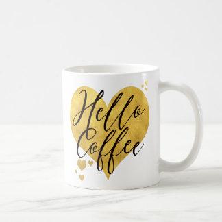 Caneca De Café Olá! lá café