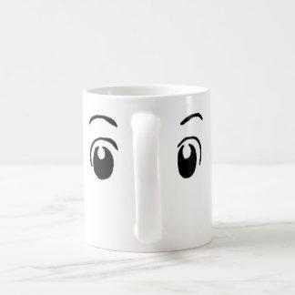 Caneca De Café Olhos