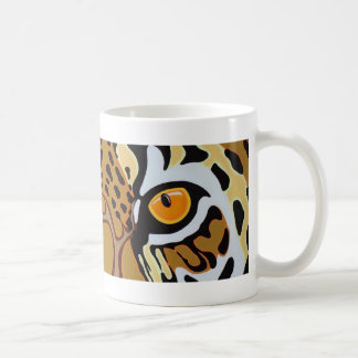 Caneca De Café Olhos de Jaguar