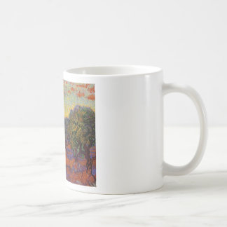 Caneca De Café Oliveiras - Vincent van Gogh