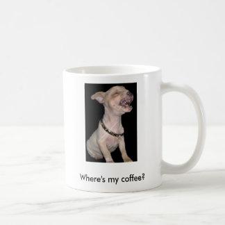 Caneca De Café Onde está meu café?