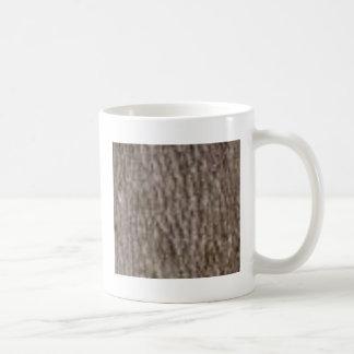 Caneca De Café ondinhas do latido branco