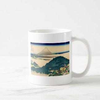 Caneca De Café Opinião 06 de Monte Fuji
