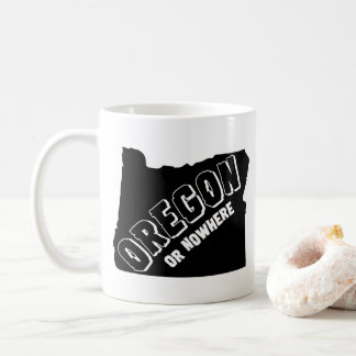 Caneca De Café Oregon ou agride em nenhuma parte