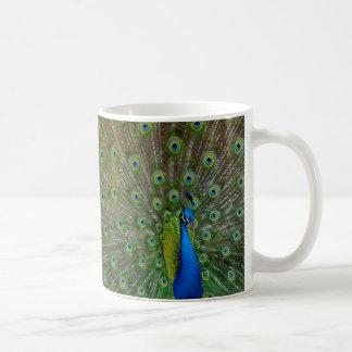Caneca De Café orgulhoso como um pavão