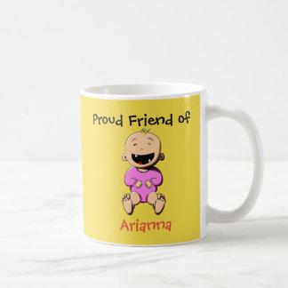 Caneca De Café Orgulhoso de… Arianna