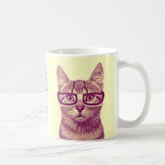 Caneca De Café Os amantes do gato são as pessoas as mais
