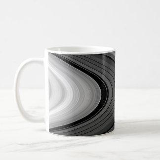 """Caneca De Café Os anéis de Saturn - """"a grande partilha """""""