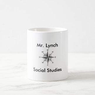 Caneca De Café Os estudos sociais Cumpos aumentaram