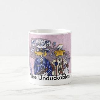 Caneca De Café Os intocávéis de Unduckables