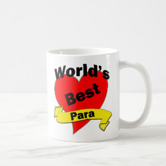 Caneca De Café Os melhores Para do mundo